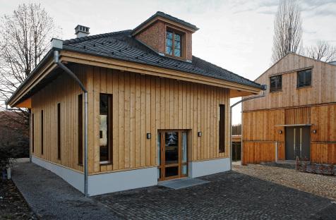 Gemeinschaftshaus, Artherstrasse, Zug