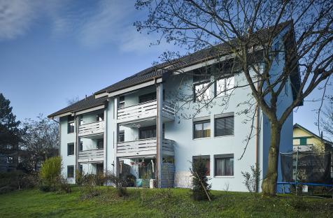 Mehrfamilienhaus Eichstrasse in Cham – Hegglin Cozza Architekten