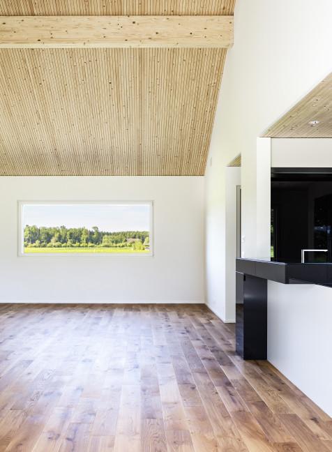 Hegglin und Cozza Architekten, Haus in Drälikon 3, Hünenberg
