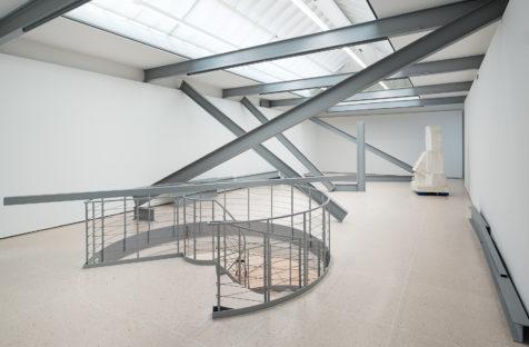 Michael KIENZER,Raum und Figur, 2017