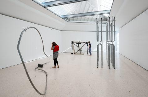 Michael KIENZER,Ausstellungsansicht,2017;